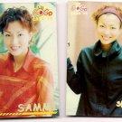 鄭秀文 Sammi Cheng Double-side Photo Card
