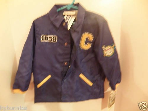 Boy's Letter Jacket by Carter NWT- SZ 3T