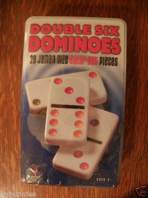Double Six Dominoes NIP