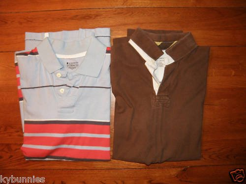 No Boundaries Polo Shirts Set of 2 SZ Small