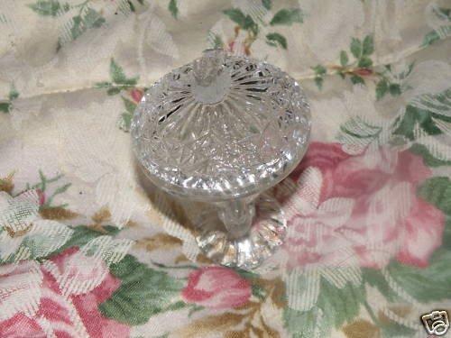 Hofbauer Brids Collection Trinket Jar Small Round