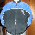 Men's Leather UK Wildcats Coat