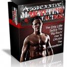 Agressive Marketing Tactics Template