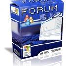 Forum Buzz