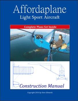 Ultralight Airplane Homebuilt Airplane Plans