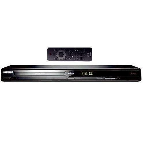 Philips 1080p MULTI REGION CODE FREE DVD PLAYER HDMI HD