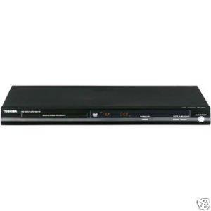 New Toshiba All Multi Region Code Zone Free DVD Player