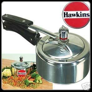 NEW Hawkins 2 Liter Classic Aluminum Pressure Cooker 2L