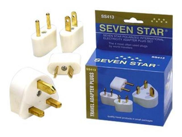 SS413 Travel Plug Adapters USA Asia/Europe UK Australia