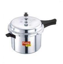 NEW Prestige 6 Liter Popular Aluminum Pressure Cooker $