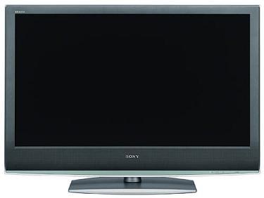 "Sony 40"" BRAVIA Multi System Multisystem LCD 1080 HD TV"