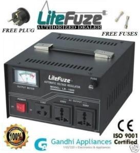 1000 Watt Voltage Converter STABILIZER 110 220V Up/Down