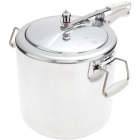 NEW Hawkins 22 Liters Big Boy Aluminum Pressure Cooker