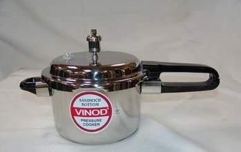 Brand New Vinod 7 Litre Stainless Steel Pressure Cooker