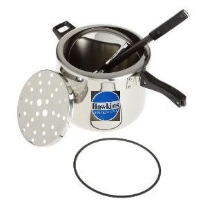 NEW Hawkins 10 Liters Stainless Steel Pressure Cooker