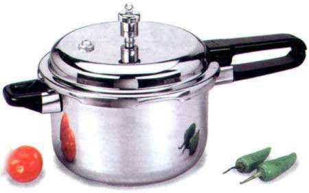 New Prestige 5.5 Litres Stainless Steel Pressure Cooker
