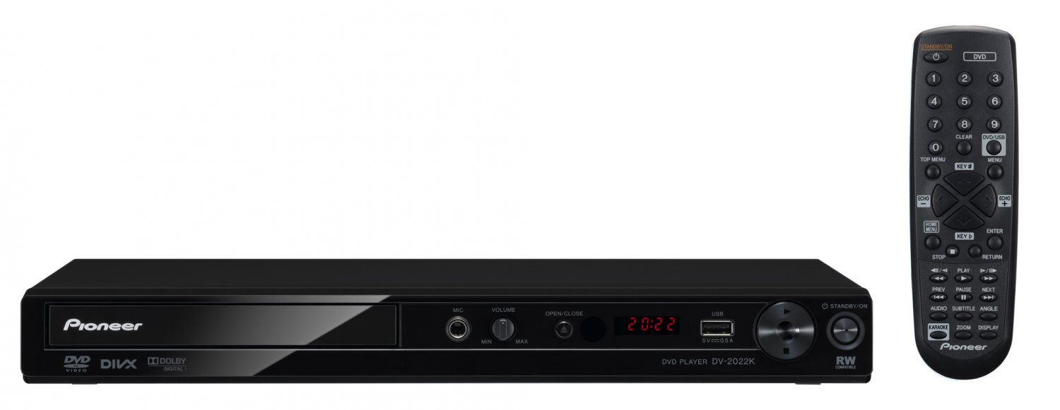 Pioneer KARAOKE ALL Region Code Free DVIX DVD Player $$