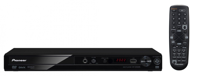 Pioneer DVIX Region Code Zone Free Pal/NTSC DVD Player