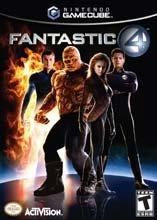 Fantastic Four Gamecube