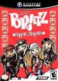 Bratz Rock Angelz Gamecube