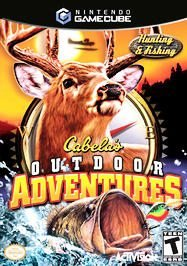 Cabela's Outdoor Adventure 2006 Gamecube