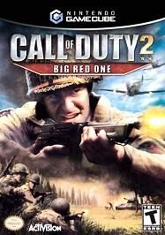 Call of Duty 2 Big Red One Gamecube