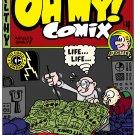 OH MY! COMIX #1 - Dexter Cockburn Underground Comix