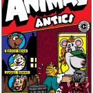 ANIMAL ANTICS #1 Dexter Cockburn Underground Comix