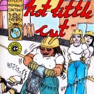 HOT LITTLE CUT Underground Comix Carrie Q. Contrary
