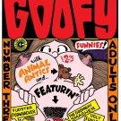 GOOFY FUNNIES #3 - Dexter Cockburn Underground Comix