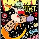 POCKET ROCKET #2 - Dexter Cockburn Underground Comix