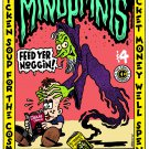 MINDPRINTS HORROR SPECIAL #1 - Alternative Comics
