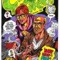 CASH GRAB #2 - Aaron Lange Underground Comix