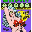 OH MY! COMIX #4 - Underground Comix Anthology
