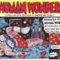WONDER WOMAN 7-PAGE PARODY - Original Art Parody Dexter Cockburn