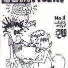 C*M COMICS COVER ART - Dexter Cockburn Underground Comix