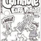 CORNHOLE LAFF PARADE COVER ART - Dexter Cockburn Underground Comix