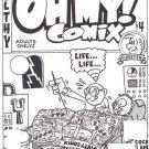 OH MY! COMIX #1 COVER ART - Dexter Cockburn Underground Comix
