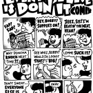 EVERYBODY ELSE IS DOIN IT 4-PAGER - Dexter Cockburn Original Art