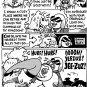 PERVY PORK 3-PAGER - Dexter Cockburn Original Art