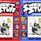 SWEET STUFF COMIX - DOUBLE PACK