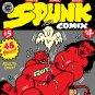 SPUNK COMIX #4 - Dexter Cockburn Underground Comix