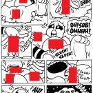 SPUNKY TO THE RESCUE PG 6 - Dexter Cockburn Original Art