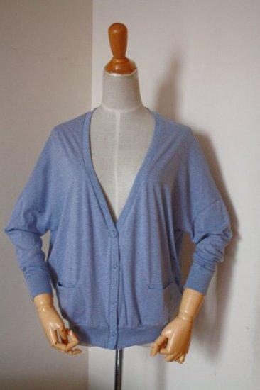cashmere light blue top