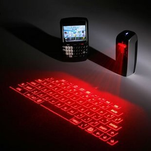 Virtual Laser Projection Keyboard for Smartphone blackberry