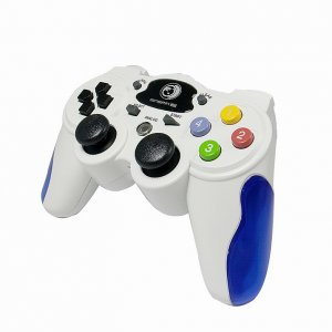 2.4G 2 in 1 Wireless Game Pad Joypad Controller