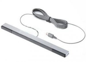sensor bar of the Wii console