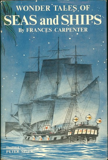 Carpenter  Frances: Wonder Tales Of Seas And Ships