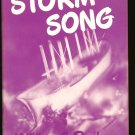 Dodge William S: Storm Song A Novel of the Sea