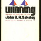 Oakeley John D.A: Winning The Boat The Crew and The Race